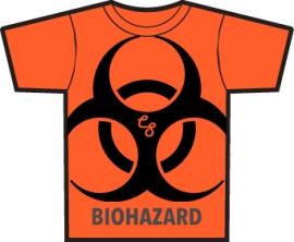 Crowdedship Biohazard
