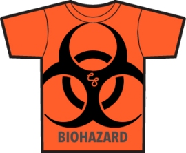 Crowdedship Biohazard